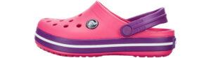 Chlapčenské  Crocband™ Clog Crocs detské Crocs -  ružová