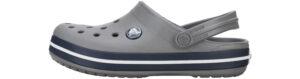 Chlapčenské  Crocband™ Clog Crocs detské Crocs -  šedá