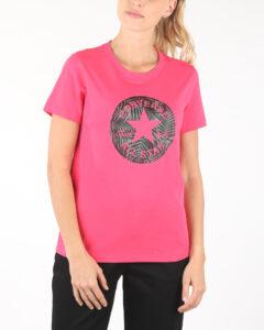 Dámske  Star Chuck Tričko Converse -  ružová