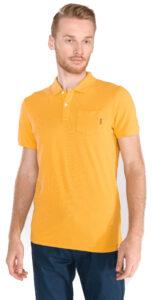 Pánske  Polo tričko Scotch & Soda -  žltá