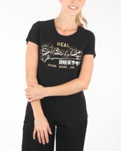 Dámske  Tričko SuperDry -  čierna
