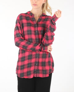 Dámske  Košeľa SuperDry -  červená
