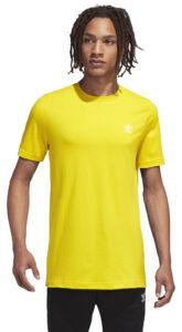Pánske  Essential Tričko adidas Originals -  žltá