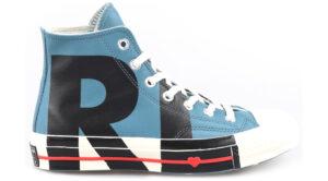 Dámske  Chuck 70 Tenisky Converse -  modrá