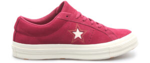 Dámske  One Star Tenisky Converse -  červená