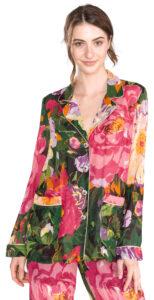 Dámske  Košeľa TWINSET -  ružová viacfarebná