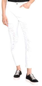 Dámske  Jeans TWINSET -  biela