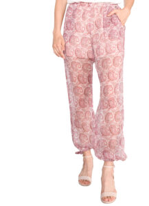 Dámske  Nohavice TWINSET -  ružová