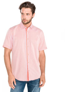 Pánske  Košeľa Tom Tailor -  béžová