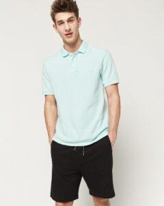 Pánske  Polo tričko O'Neill -  modrá zelená