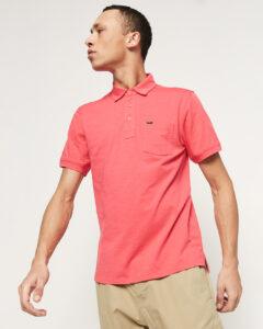 Pánske  Jack's Base Polo tričko O'Neill -  ružová béžová