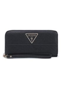 Dámske  Carys Large Peňaženka Guess -  čierna