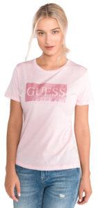 Dámske  Tričko Guess -  ružová