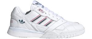 Dámske  A.R. Trainer Tenisky adidas Originals -  biela