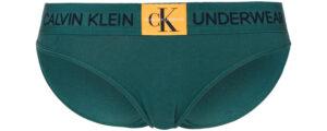 Dámske  Nohavičky Calvin Klein -  zelená