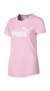 Dámske  Amplified Tričko Puma -  ružová