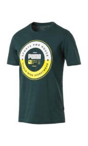 Pánske  SP Execution Tričko Puma -  zelená