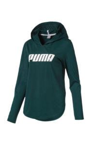 Dámske  Modern Sports Mikina Puma -  zelená