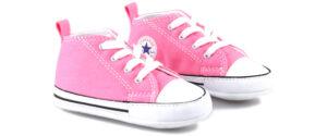 Dievčenské  Chuck Taylor All Star Tenisky detské Converse -  ružová
