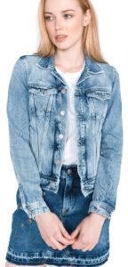 Dámske  Core Bunda Pepe Jeans -  modrá
