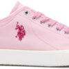 Dámske  Tania Tenisky U.S. Polo Assn -  ružová