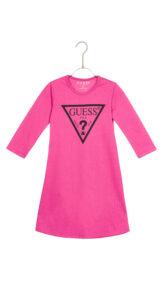 Dievčenské  Šaty detské Guess -  ružová