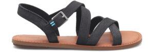 Dámske  Sicily Sandále TOMS -  čierna