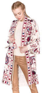 Dámske  Dorothy Kimono French Connection -  béžová