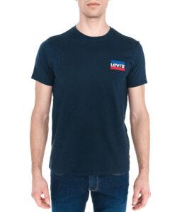 Pánske  Tričko Levi's -  modrá