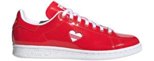 Dámske  Stan Smith Tenisky adidas Originals -  červená