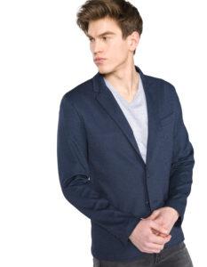 Pánske  Sako Trussardi Jeans -  modrá