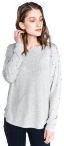 Dámske  Tričko Tom Tailor -  šedá