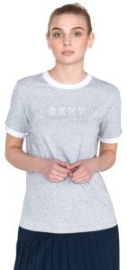 Dámske  Tričko DKNY -  šedá