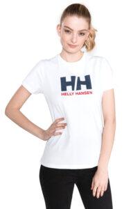 Dámske  Tričko Helly Hansen -  biela