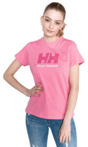 Dámske  Tričko Helly Hansen -  ružová