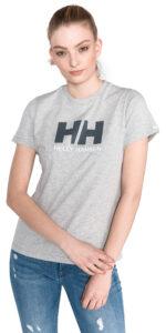 Dámske  Tričko Helly Hansen -  šedá