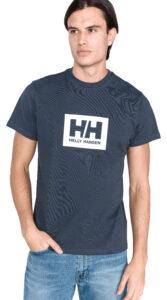 Pánske  Tokyo Tričko Helly Hansen -  modrá