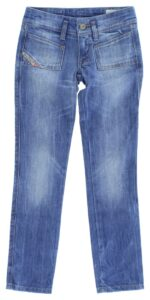 Dievčenské  Jeans Diesel -  modrá