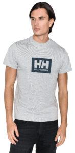 Pánske  Tokyo Tričko Helly Hansen -  šedá