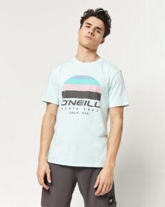 Pánske  Sunset Tričko O'Neill -  modrá zelená