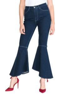 Dámske  Shonda Jeans Pinko -  modrá