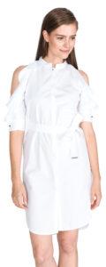 Dámske  Allyson Šaty Pinko -  biela