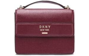 Dámske  Ava Kabelka DKNY -  červená
