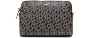 Dámske  Bryant Cross body bag DKNY -  čierna hnedá