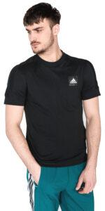 Pánske  ID 3-Stripes Tričko adidas Originals -  čierna