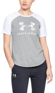 Dámske  Baseball Tričko Under Armour -  šedá