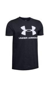 Chlapčenské  Sportstyle Tričko detské Under Armour -  čierna
