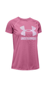 Dievčenské  Tričko detské Under Armour -  ružová