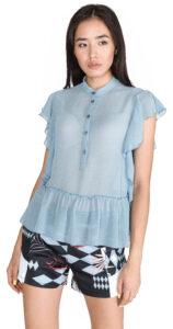 Dámske  Blúzka Versace Jeans -  modrá