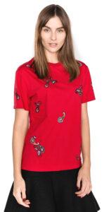 Dámske  Rastrello Tričko Pinko -  červená